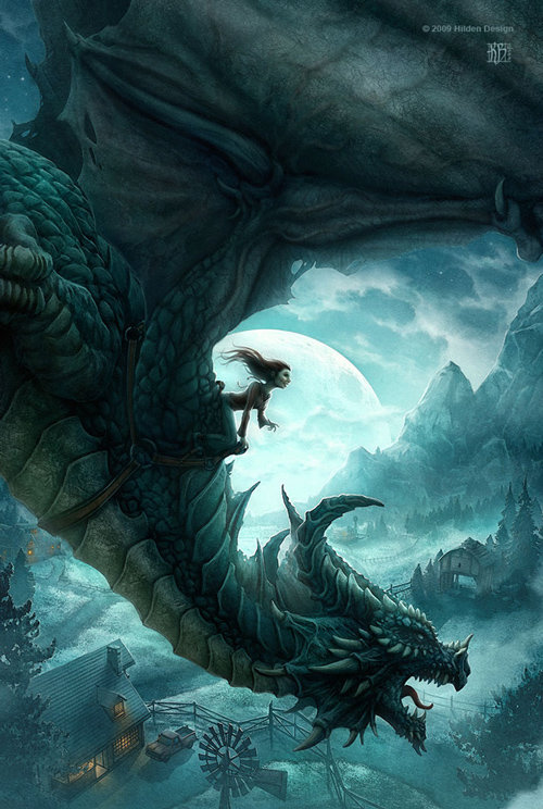 11-photoshop in Beautiful Photoshop Illustrations By Artists Around The World