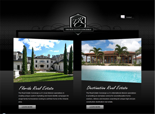 20-real Estate in 30 Beautiful Real Estate Websites