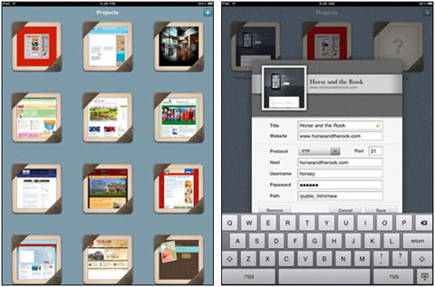 Gusto by Horse and the Rook 01 40 Useful iPad Apps for Web Designers