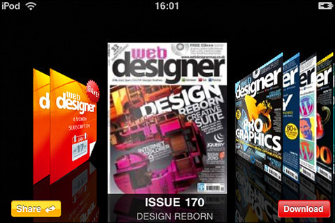 Web Designer Magazine by Pixel Mags 01 40 Useful iPad Apps for Web Designers