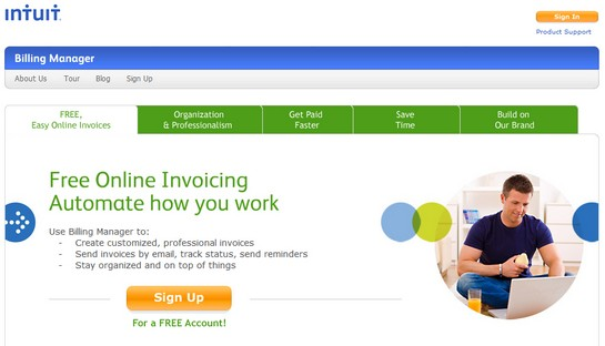 billingmanager Top Invoice & Accounting Services For Freelance Designers