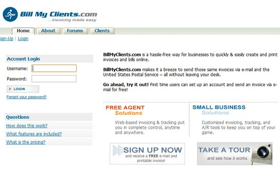 billmyclients Top Invoice & Accounting Services For Freelance Designers