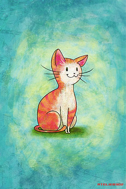 Catt in 100 (Really) Beautiful iPhone Wallpapers