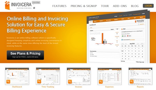 invoicera Top Invoice & Accounting Services For Freelance Designers
