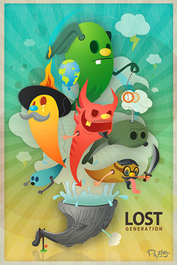 Lost in 100 (Really) Beautiful iPhone Wallpapers