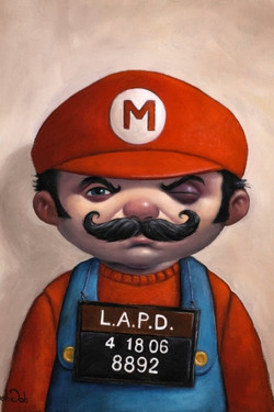 Mario in 100 (Really) Beautiful iPhone Wallpapers