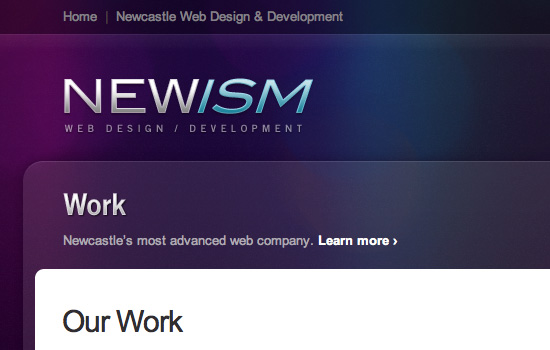 Newism Com Au in 35 Examples Of Masterful Lighting Effects In Web Design