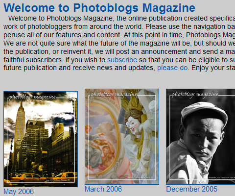 Pm34 in 40 Amazing Online Photography Magazines