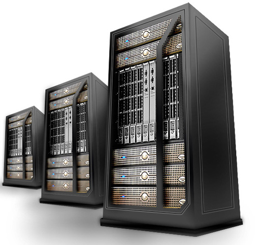 server rack 40+ Excellent 3D Effects Photoshop Tutorials