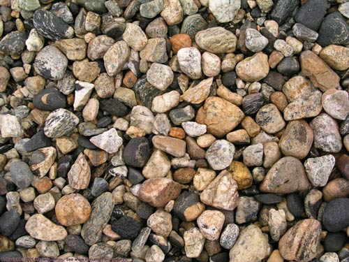 Perfect for Design Pebble Texture