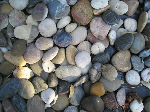 Simply Appealing Pebble Texture