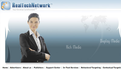 realtechnetwork Top Paying CPM Advertising Network