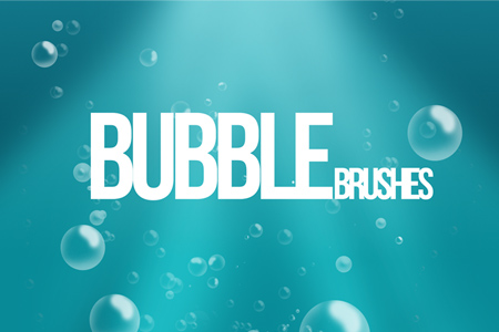 Bubble brushes pack