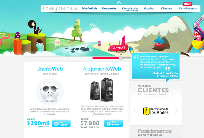Web Design: Illustrated Layouts