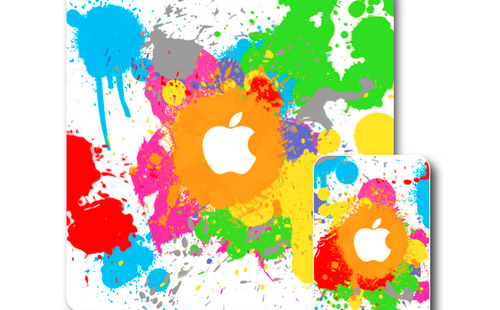 iPad Paint Wallpaper